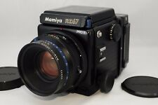 [Exc+++] Mamiya RZ67 Pro II with SEKOR Z 110mm f/2.8 W  120 Film Back from JAPAN