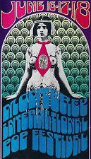 MONTEREY POP (1967 DVD CONCERT FILM JANIS HENDRIX THE WHO)