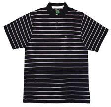 Camisas y polos de hombre negro talla XL de poliéster