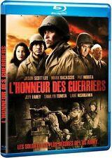 25550//L'HONNEUR DES GUERRIERS BLU-RAY NEUF SOUS BLISTER