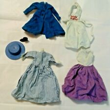 Vintage Horsman Mary Poppins Lot of Clothes Dress Jacket Hat Apron
