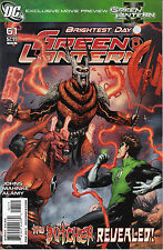 GREEN LANTERN 61...NM-...2011...Geoff Johns,Doug Mahnke!...Bargain!