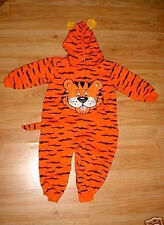Infant Baby Tony Tiger Frosted Flakes Cereal Halloween Costume Roars-M