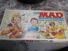 Parker Brothers Mad Magazine Game, Good Condition