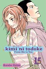 Kimi Ni Todoke Vol. 15 Manga NEW