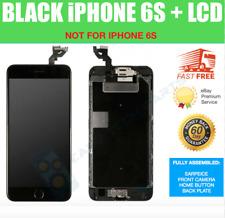 Iphone 6S completo además de pantalla LCD Digitalizador Repuesto Original OEM Negro A1634 Reino Unido
