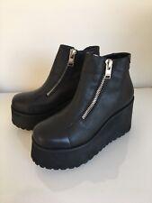 UNIF Women's Daria Boot Shoe Size UK 5 (US 7)