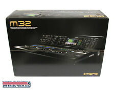 Midas M32-IP M32 Digital Console For Live / Studio Recording M32IP NEW