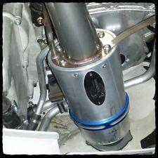 Barkers Performance Exhaust System Muffler Brushed Yamaha Viper 2014 - 2015