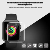 3D Curved Screen Protector Film Cover for iWatch Watch 38/40/42/44mm