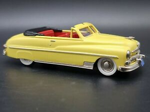 Brooklin BRK15A 001  1950 Mercury Convertible Yellow 1:43 Scale Diecast Model