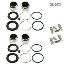2x Kit de Réparation Étrier Frein Joints + Piston devant 48 mm Avant