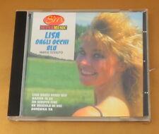 MARIO TESSUTO - LISA DAGLI OCCHI BLU - SM - 1996 DUCK - OTTIMO CD [AE-159]