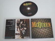 McQueen/Break the silence (demcd 158) CD album