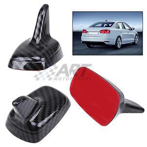 Antena para Audi A1 A3 A4 A5 A6 Q2 Q3 Q5 Q7 TT Seat Skoda Volkswagen carbono