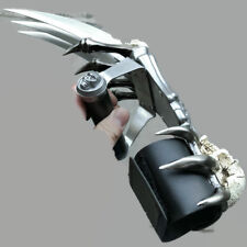 "17"" Fantasy Claw Wolverine Gothic Skull Skeleton Knife Dagger Blade Relic"
