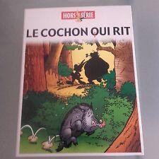 """Jeu hors série atlas Astérix """"Le cochon qui rit """""""
