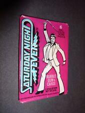 1977 Saturday Night Fever Wax Pack Fresh From Box!