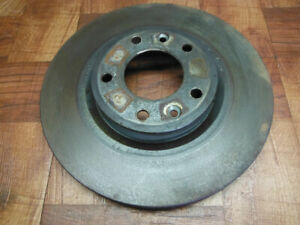 06-12 FORD FUSION MERCURY MILAN LINCOLN MKZ Front Brake Disc Rotor