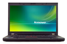 "Lenovo Thinkpad T520 Notebook, Intel Core i7, 8GB,15.6"" FHD,500GB HD, Win 10 Pro"