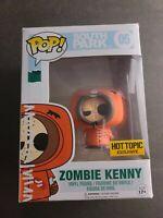 Funko Pop! South Park: ZOMBIE KENNY Vinyl Figure #05 (Hot Topic Exclusive)