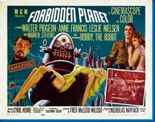 Forbidden Planet Hz Movie Poster 24x36