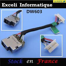 Connecteur alimentation dc power jack cable HP Pavilion X360 Connector FR
