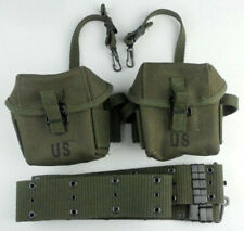Vietnam War US Army Type 56 Chest Rig Ammo Bandolier Pouch Tactical Bag
