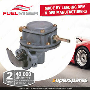 Fuelmiser Fuel Pump Mechanical for Toyota Hilux Hiace Celica Corona