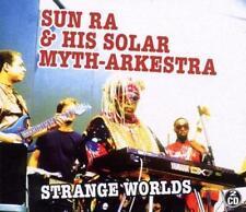 Sun Ra & His Solar Myth-Arkestra - Strange World (2CD)