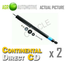 2 x CONTINENTAL DIRECT REAR SHOCK ABSORBERS SHOCKERS STRUTS OE QUALITY GS3105R