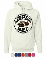 Dodge Super Bee Hoodie American Muscle Car Sweatshirt