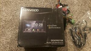 """Kenwood Excelon DDX9907XR 6.8"""" DVD Receiver with Apple CarPlay & Android Auto"""