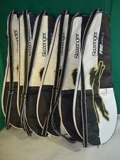 6 Slazenger Pro Carbon Ti Tim Henman Tennis Racquet Covers / Bags Only Racket