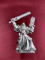Warhammer 40k Dark Angels Sergeant Metal Miniature