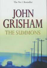 The Summons by John Grisham (Hardback, 2002) FREE DELIVERY TO AUS