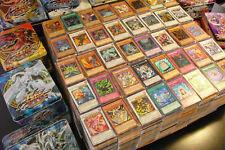 YUGIOH RANDOM 5 CARD LOT *Includes Random Rare/Holo* BUY LOTS THREE GET ONE FREE