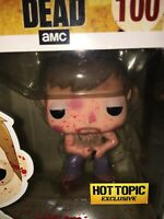 Funko POP! The Walking Dead  Figure - INJURED DARYL DIXON #100 (Hot Topic Excl)