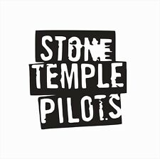 Stone Temple Pilots Music Band Vinyl Die Cut Car Decal Sticker-FREE SHIPPING