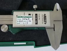 """Coolant Proof Electronic Digital Calipers 0-150mm 0 - 6""""  Insize 1118-150"""