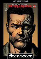 THE WALKING DEAD DELUXE #6A - FINCH 2ND PRINTING (WK08)