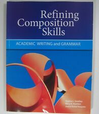 Refining Composition Skills ACADEMIC WRITING and GRAMMAR SXTH ESITION NEW BOOK