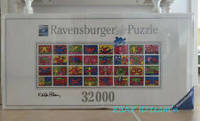 Ravensburger Jigsaw Keith Haring 32000 Puzzles Adult Decompression SEALED RARE !