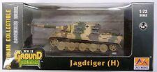 Easy Model MRC 1/72  Jagdtiger Henschel SpzJagAbt653 German Tank Built Up 36106