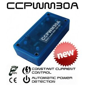 Pulse Width Modulator CCPWM30A for HHO kits. Auto ON/OFF  Latest Design.