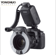 YONGNUO YN-14EX Macro Ring TTL Flash Light for Canon EOS DSLR Camera as MR-14EX