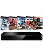 Panasonic: Ultra HD Lettore Blu-Ray e 5 4K Bundle (Zoom esclusivo Hardware Bu