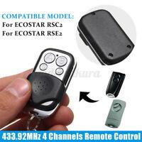 Für Ecostar RSC2 / Für Ecostar RSE2 Handsender Fernbedienung Sender 433,92Mhz