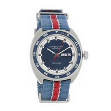 Hamilton Pan-Europ Series Mens Automatic Stainless Steel Watch H35405741