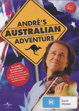 Andre Rieu: Andre's Australian Adventure * NEW DVD *